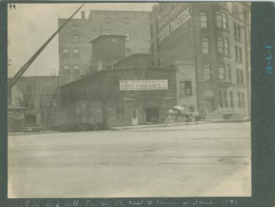 Union feed mill, 1890