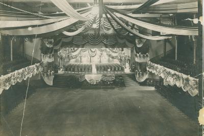 Hartman's Hall, 1895
