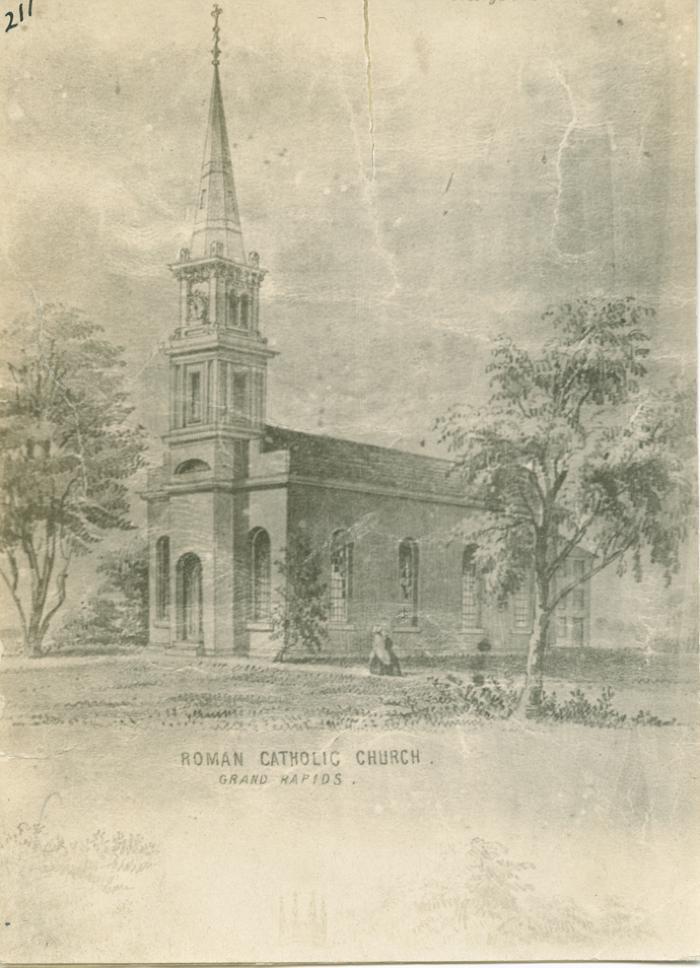 Roman Catholic Church, 1852