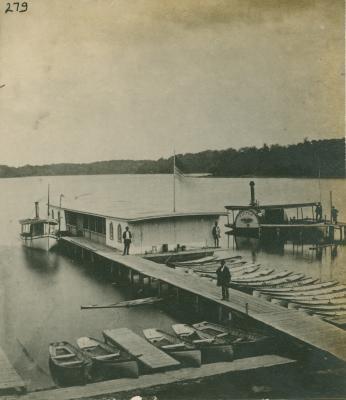 Reeds Lake, 1875