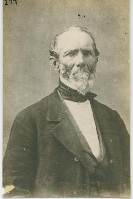 Antoine Campau (1797-1874)