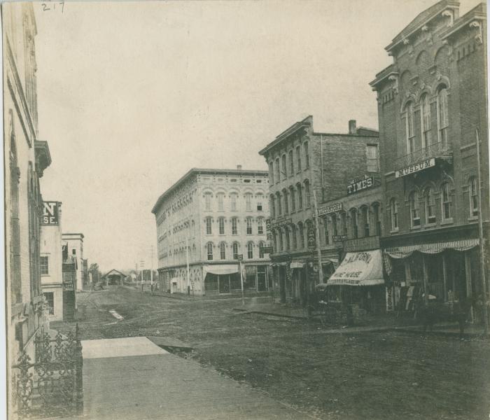 Pearl Street, 1870