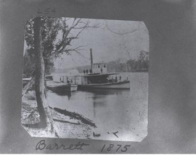 Grand River view