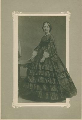 Cadette Everett Fitch (1840-1927)