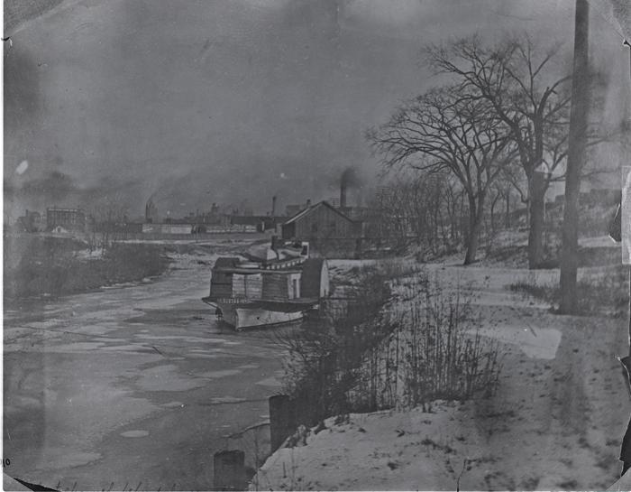 Steamboat channel, 1890