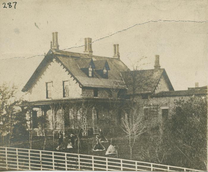 Williams-Johnson-Camp house