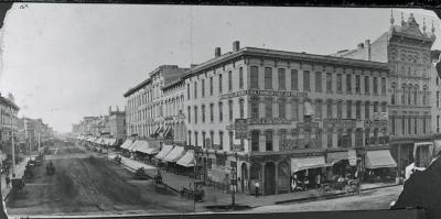 Monroe Street view