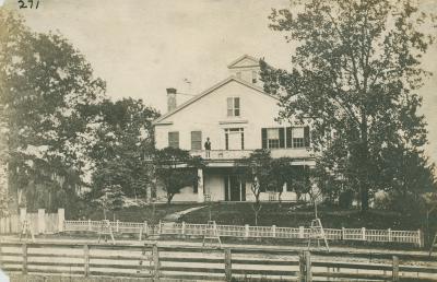 Campau house