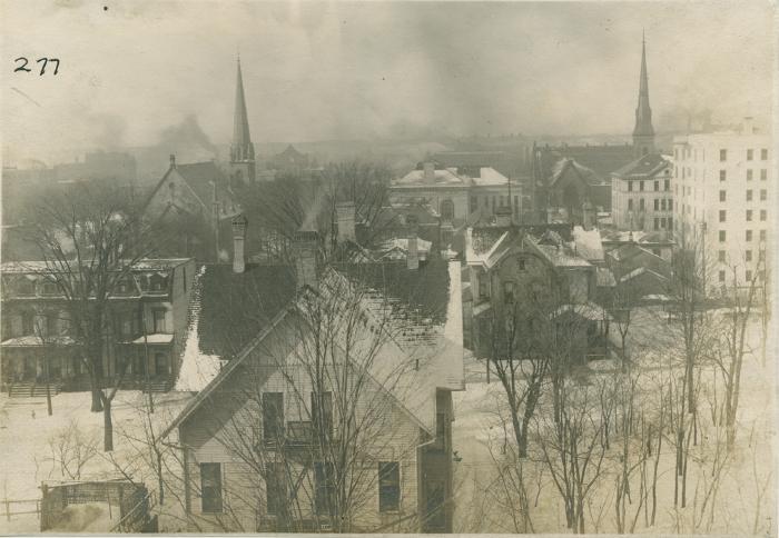 Grand Rapids view, 1912