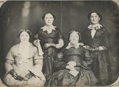 Joel Guild's daughters