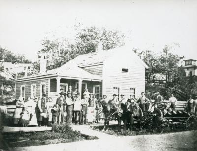 Maris house