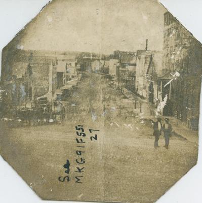 Market Street, 1865
