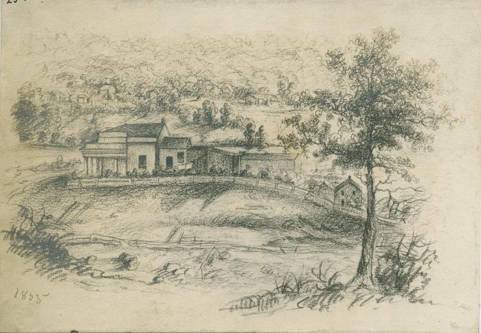 Martin Home, 1855