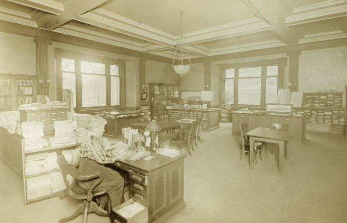 Ryerson Interiors, First Floor, Historical Room