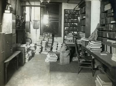 Ryerson Interiors, Basement Rooms