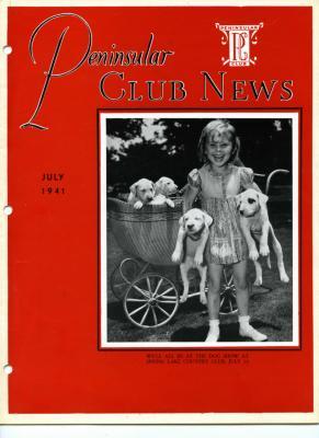 Peninsular Club News, July 1941