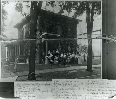 George W. Allen House