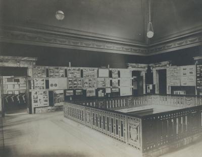 Ryerson Interiors, Tuberculosis Exhibition