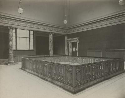 Ryerson Interiors, Second Floor