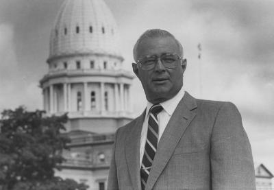 Portrait of State Representative Tom Mathieu