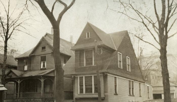 Bostwick Avenue Houses