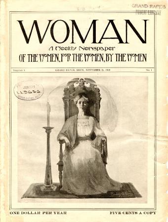 Woman, November 21, 1908