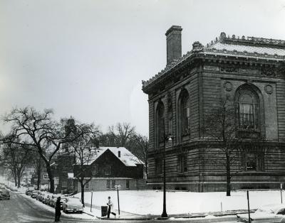 Ryerson Building Exterior