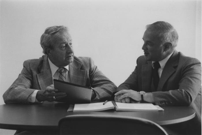 State Representative Tom Mathieu and Former City Commissioner Joe Sypniewski