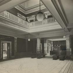 Ryerson Interiors, First Floor, Lobby