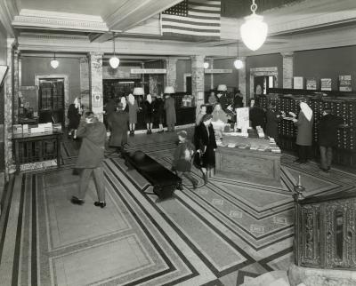 Ryerson Interiors, First Floor