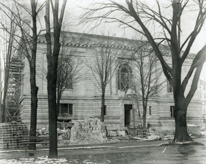 Ryerson Building Construction