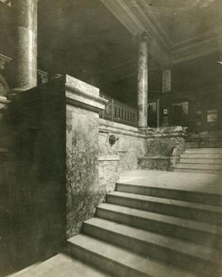 Ryerson Interiors, Stairway