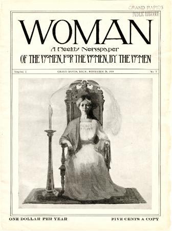 Woman, November 28, 1908