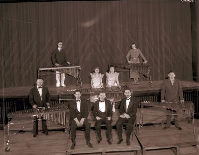 Xylophone ensemble