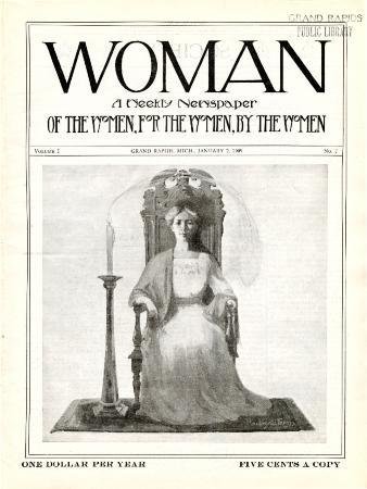 Woman, January 2, 1909