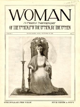 Woman, December 19, 1908