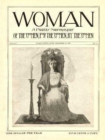 Woman, December 26, 1908