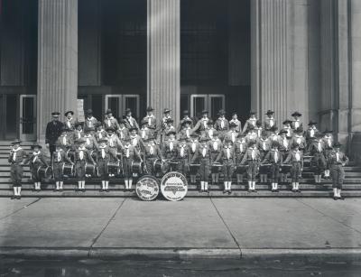 Boy Scouts Drum & Bugle Corp