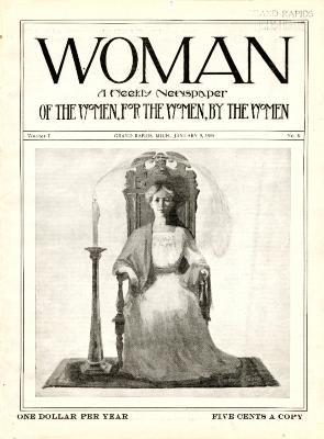 Woman, January 9, 1909