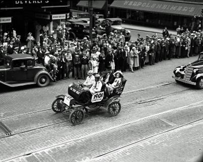 Goin' to Town Parade