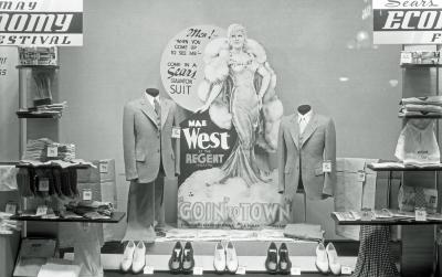 Sears Roebuck Display Window