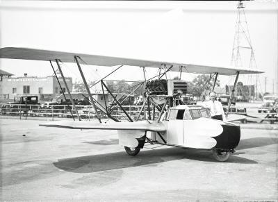 Fliver, an Experimental Plane
