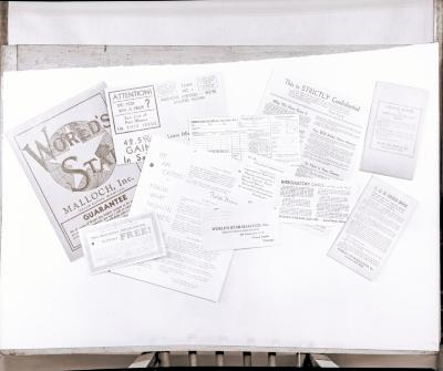 Pamphlets and Circulars