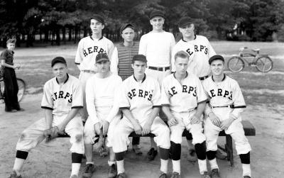 Herp's Baseball Team