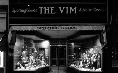 Van Dusen's Store Front