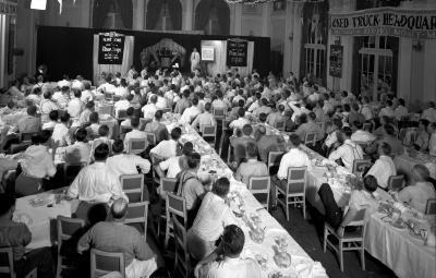 Chevrolet Motor Company Dealers Meeting