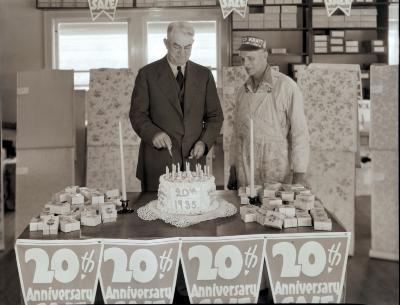 Dutch Kraft 20th Anniversary