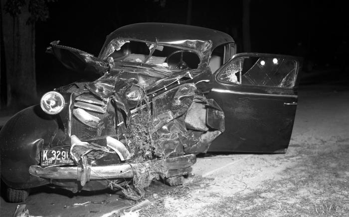River Road Fatal Accident