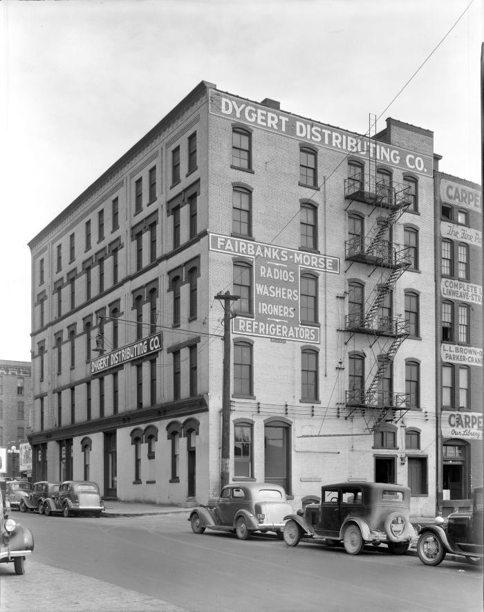 Dygert Distributing Company Building