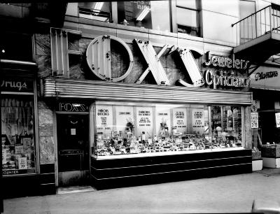 Fox Jewelry Store